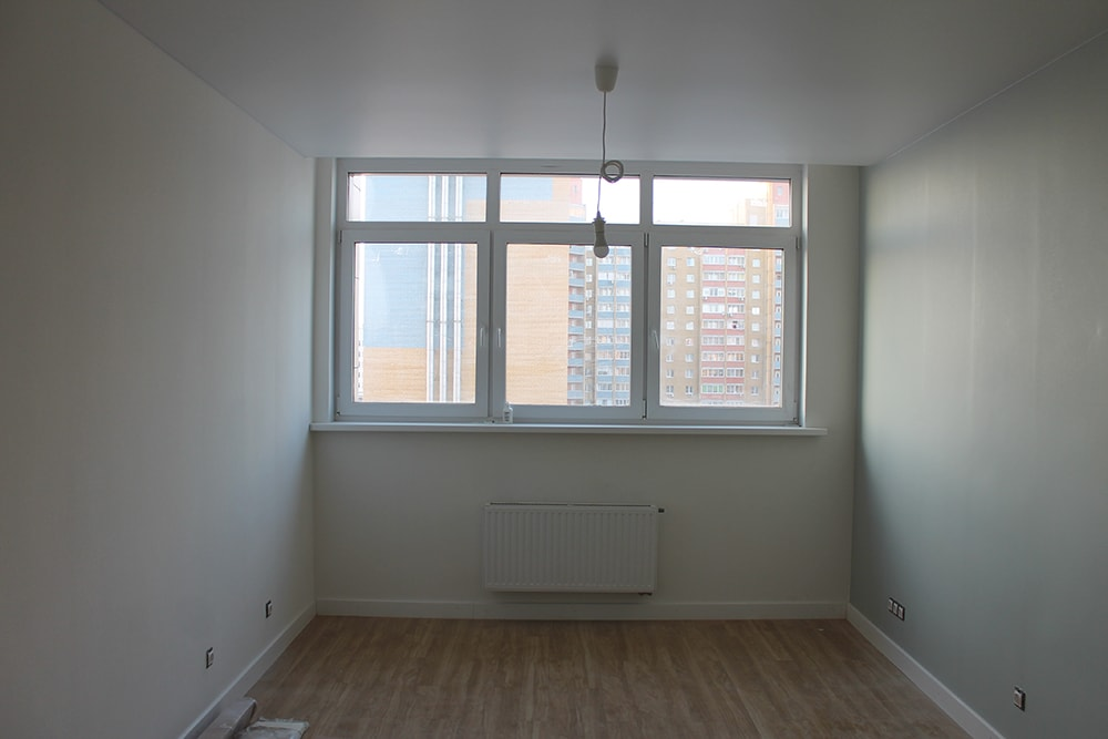 Черновой ремонт квартиры с нуля в новостройке: цена с